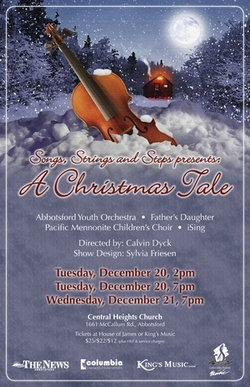 Poster for A Christmas Tale
