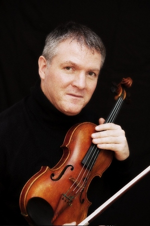 Peter Fisher - Violinist - Music Director