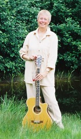 Rosemary Phillips with Guitar